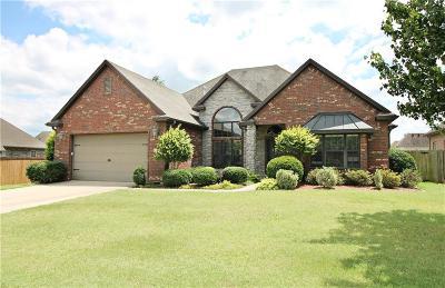 Bentonville Single Family Home For Sale: 3503 SW Baybridge