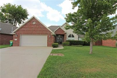 Centerton Single Family Home For Sale: 1161 Medway LN