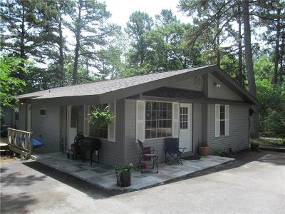 Eureka Springs Single Family Home For Sale: 10 Forest LN