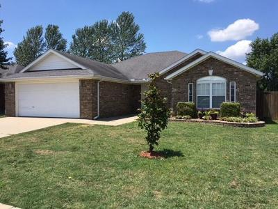 Bentonville Single Family Home For Sale: 1906 SW Marquette ST