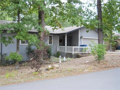 Bella Vista AR Single Family Home For Sale: $139,800