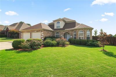 Springdale Single Family Home For Sale: 2028 Cobblestone ST