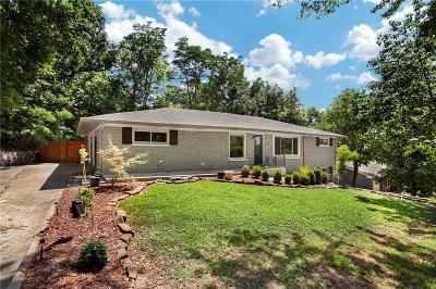 Fayetteville Single Family Home For Sale: 829 E Rockwood TR
