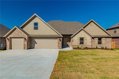 Centerton Single Family Home For Sale: 1610 Abbey LN