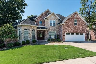 Bentonville Single Family Home For Sale: 1302 Bluff Springs AVE