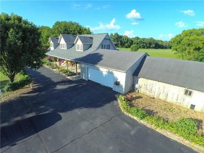 Siloam Springs Single Family Home For Sale: 20500 S Hwy 59 South
