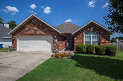 Bentonville Single Family Home For Sale: 50 Valley View CIR