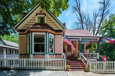 Eureka Springs Single Family Home For Sale: 263 Spring ST