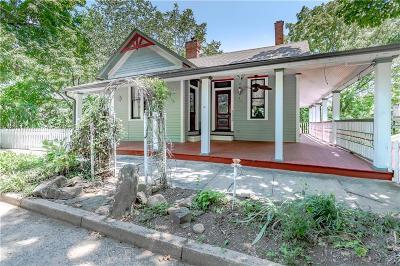 Eureka Springs Single Family Home For Sale: 265 Spring ST