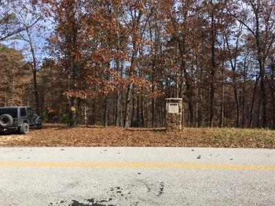 Eureka Springs, Rogers, Lowell Residential Lots & Land For Sale: N County Road 152 & 156 RD