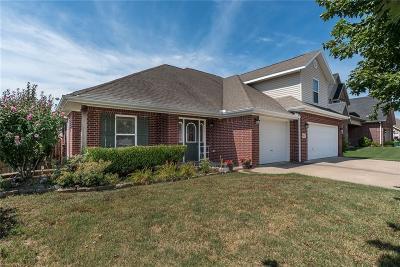 Centerton Single Family Home For Sale: 701 Lasso LN