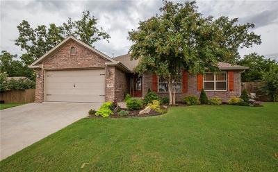 Centerton Single Family Home For Sale: 521 Timber Ridge ST
