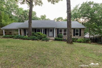 Fayetteville Single Family Home For Sale: 1649 N Viewpoint DR