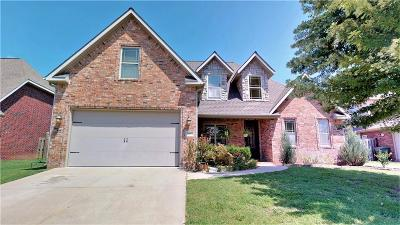 Rogers Single Family Home For Sale: 2007 W Morter PL