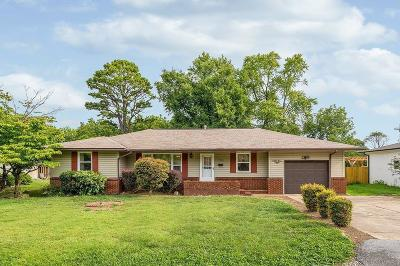 Bentonville Single Family Home For Sale: 706 NW 6th ST