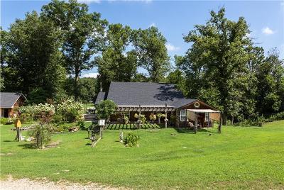 Siloam Springs Single Family Home For Sale: 4575 S Elm ST