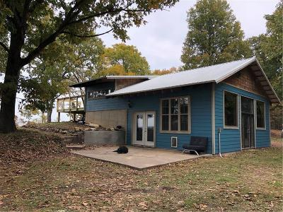 Eureka Springs, Rogers, Lowell Single Family Home For Sale: 601 CR 155