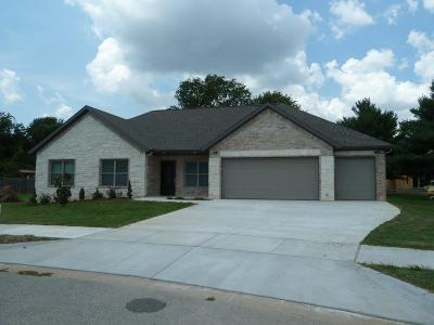 Rogers Single Family Home For Sale: 4404 S 3rd CT