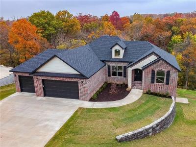 Bentonville Single Family Home For Sale: 12198 Lost Oak DR