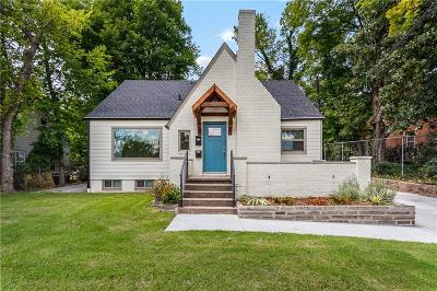 Fayetteville Single Family Home For Sale: 337 N Gregg AVE