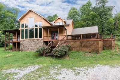 Siloam Springs Single Family Home For Sale: 18228 River Valley RD