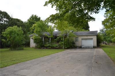 Fayetteville Single Family Home For Sale: 4815 E Mission BLVD