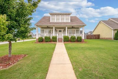 Cave Springs Single Family Home For Sale: 1300 Chancery LN