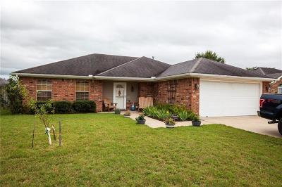 Centerton Single Family Home For Sale: 891 Honeysuckle DR