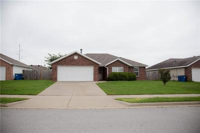 Bentonville Single Family Home For Sale: 807 Crystal ST