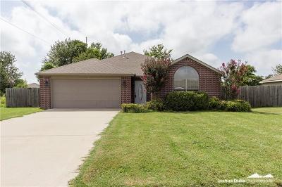 Centerton Single Family Home For Sale: 160 Poplar RD