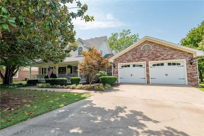 Fayetteville Single Family Home For Sale: 2803 S Club Oak DR