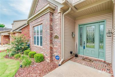 Bentonville Single Family Home For Sale: 108 G CT