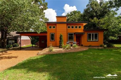 Fayetteville Single Family Home For Sale: 1742 Woodland AVE