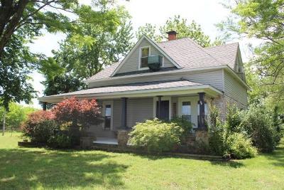 Grove Single Family Home For Sale: 69041 E 290 RD