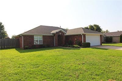 Centerton Single Family Home For Sale: 1029 Applewood CIR