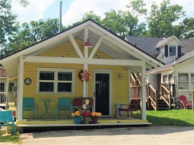 Eureka Springs Single Family Home For Sale: 171 W Van Buren