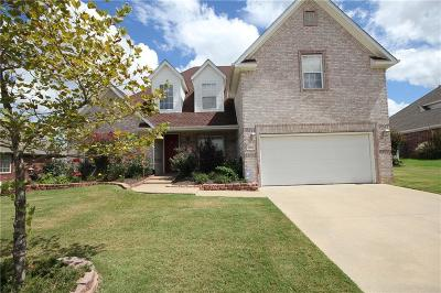 Fayetteville Single Family Home For Sale: 2344 N Hidden Creek DR