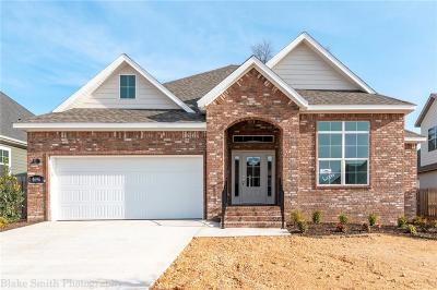 Fayetteville Single Family Home For Sale: 4969 W Marble Ridge DR