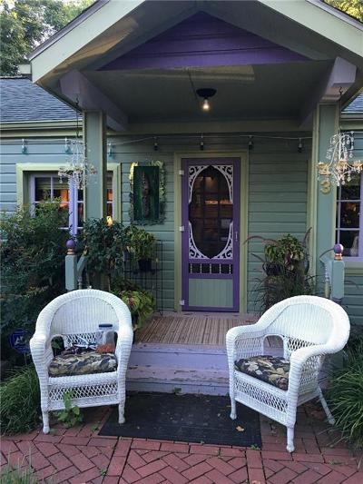 Eureka Springs Single Family Home For Sale: 43 Prospect AVE