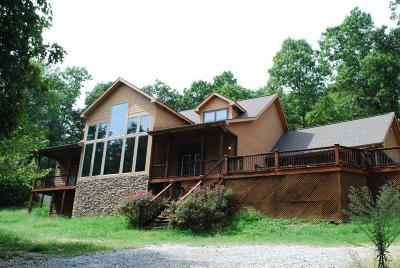 Siloam Springs Single Family Home For Sale: 18228 River Valley
