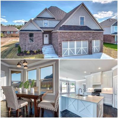 Centerton Single Family Home For Sale: 1631 Abbey LN