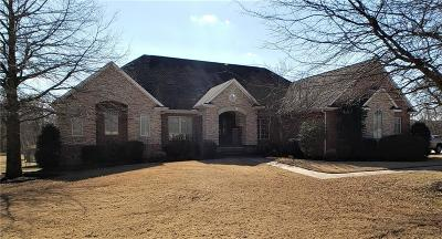 Fayetteville Single Family Home For Sale: 624 Sonoma CIR