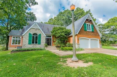 Pea Ridge Single Family Home For Sale: 5781 Hayden RD