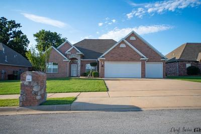 Springdale Single Family Home For Sale: 2186 Tall Tree LN