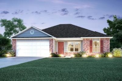Bentonville Single Family Home For Sale: 713 SW Green World ST