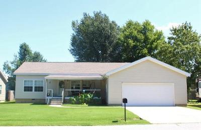Grove Single Family Home For Sale: 103 Zachary DR