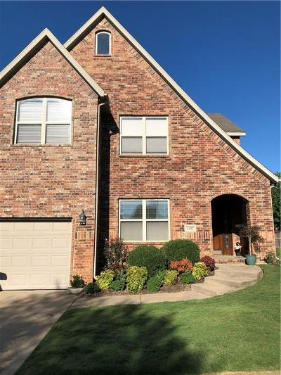 Fayetteville Condo/Townhouse For Sale: 4107 N Meadow View DR