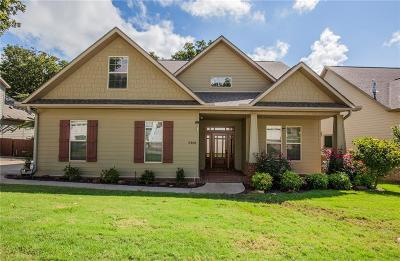 Fayetteville Single Family Home For Sale: 2468 N Wilderness LN