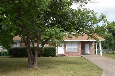 Springdale AR Single Family Home For Sale: $124,500