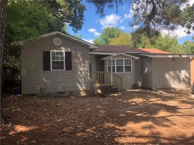 Fayetteville Single Family Home For Sale: 826 W 15th ST